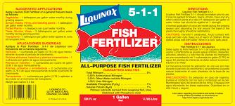 LIQUINOX FISH QT
