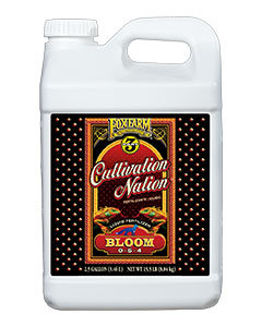 FOX FARM CULTIVATION NATION BLOOM 2.5 GALLON