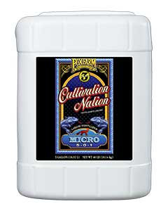 CULTIVATION NATION MICRO 5 GALLON
