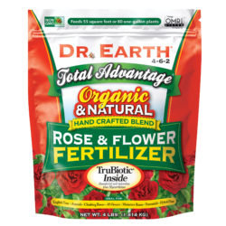 DR. EARTH ROSE & FLOWER 1 LB