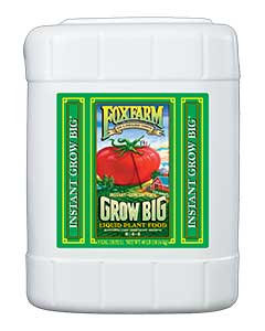 FOX FARM GROW BIG 5 GALLON