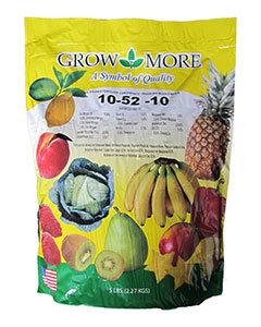 GROW MORE 10-52-10 5 LB
