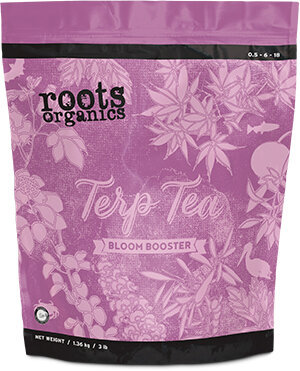 TERP TEA BLOOM BOOSTER 20 LB