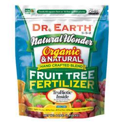 DR. EARTH FRUIT TREE FERTILIZER 4 LB