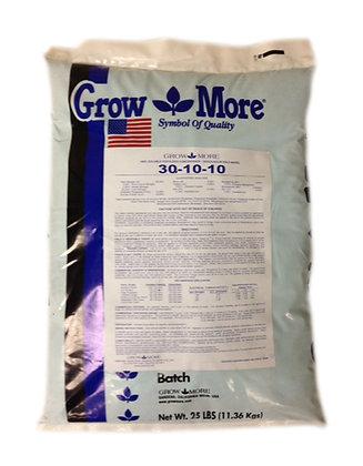 GROW MORE 30-10-10 25 LB