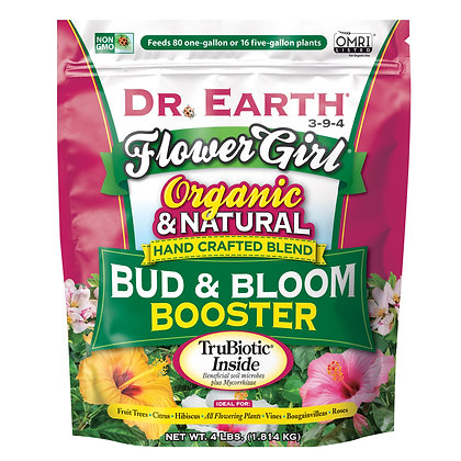 DR. EARTH BUD & BLOOM BOOSTER 50 LB