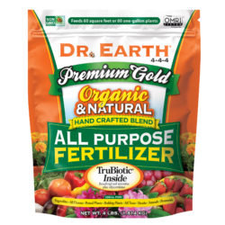 DR. EARTH ALL PURPOSE FERTILIZER 12 LB