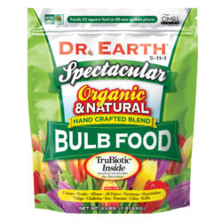DR. EARTH BULB FOOD 4 LB
