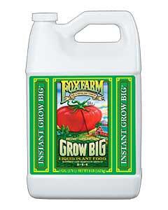 FOX FARM GROW BIG 1 GALLON