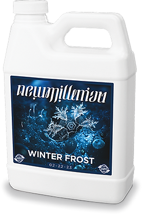 NEW MILLENIUM WINTER FROST 1 GALLON