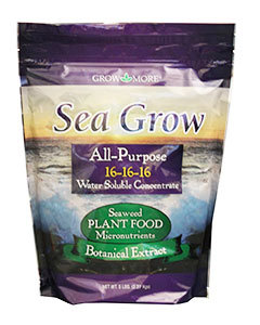 GROW MORE SEA GROW 16-16-16 5 LB