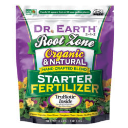 DR. EARTH STARTER FERTILIZER 12 LB