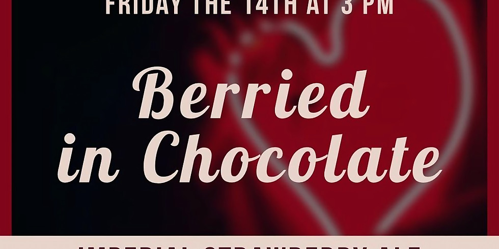 February Can Release - Berried in Chocolate