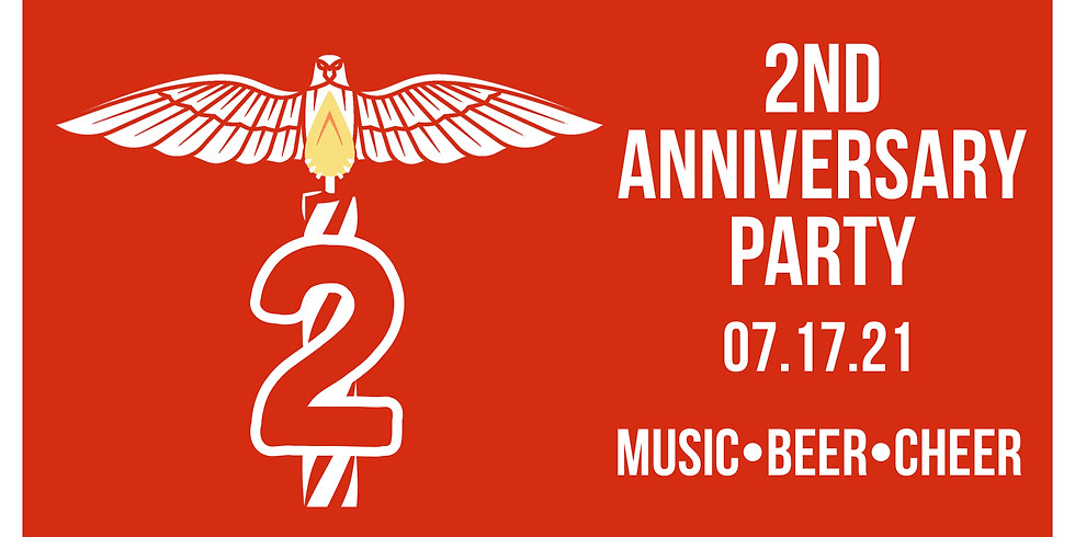 Second Anniversary Party