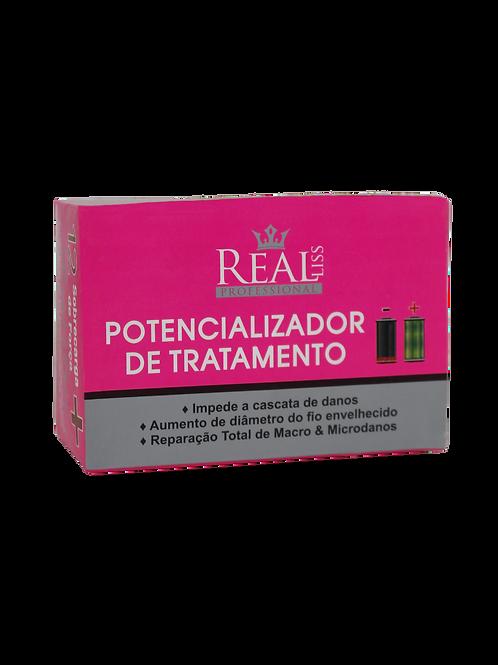 POTENCIALIZADOR DE TRATAMENTO (Embalagem com 06 ampolas)