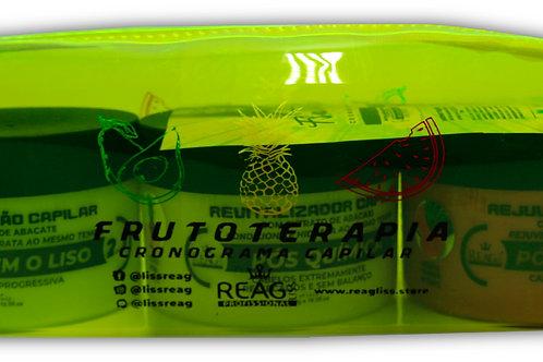 Frutoterapia - Kit Cronograma Capilar