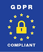 We are a GDPR Compliant