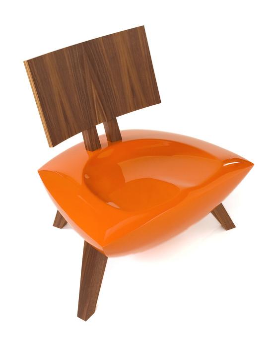Drunk Egyptian Chair