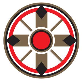 Ahlakofi symbol provided by Choctaw Nation