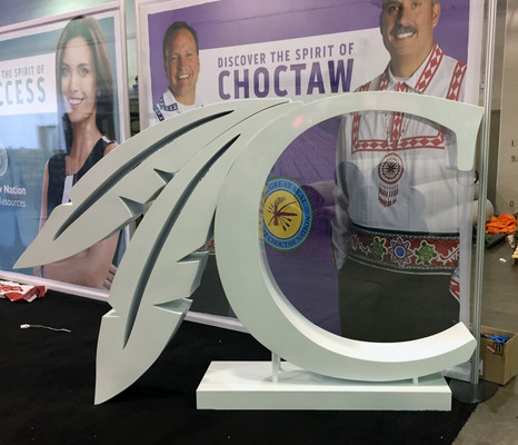 Choctaw Nation 6' Logo