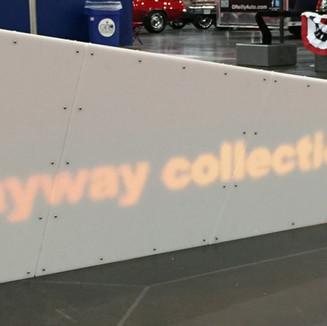 Bayway Collection show exhibit