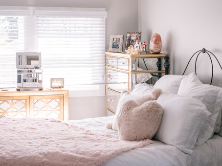 Interior Design on a Budget : Part 2 (My Bedroom)