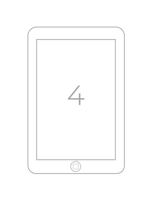 iPad 4 Screen Replacement