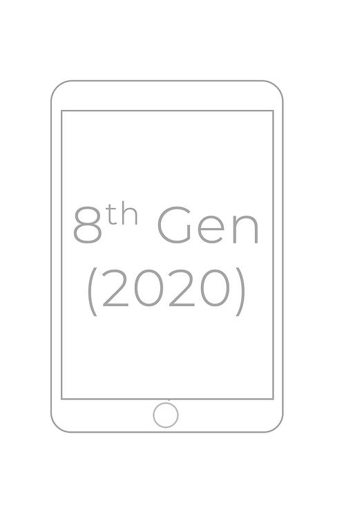 iPad 8th Gen 10.2 (2020) Charge Port Repair