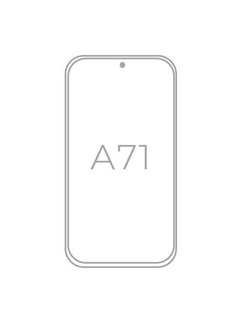 Samsung Galaxy A71 Screen Replacement