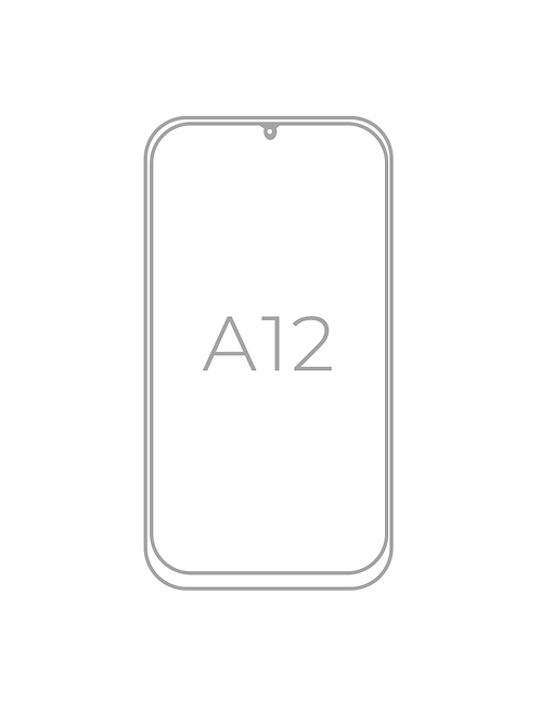 Samsung Galaxy A12 Rear Glass Replacement