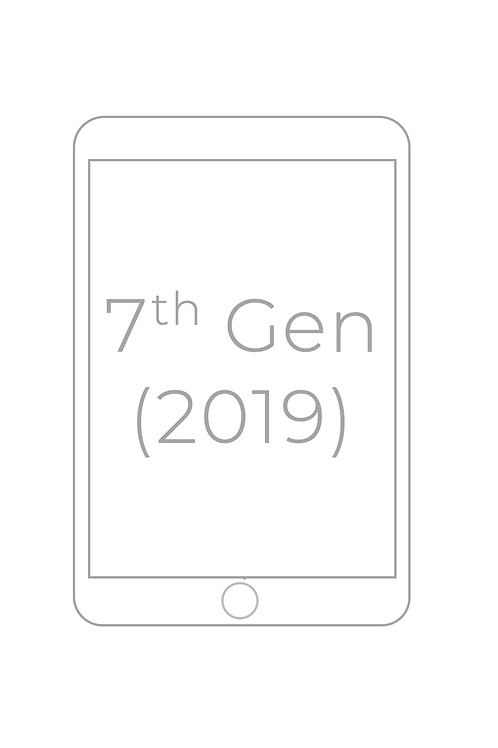 iPad 7th Gen 10.2 (2019) Battery Replacement