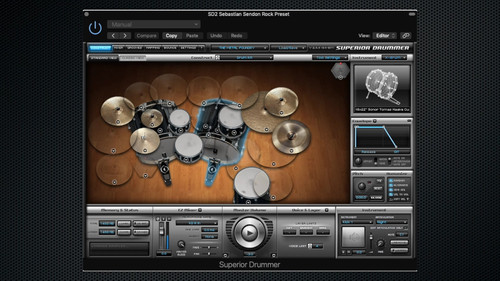 superior drummer 2.0 metal foundry free download