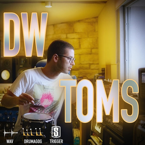 DW Toms Samples