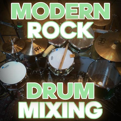 Drum Mixing Walkthrough using Modern & Massive