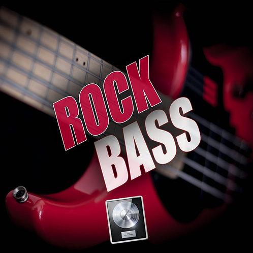 """Rock Bass"" Preset for Logic X"