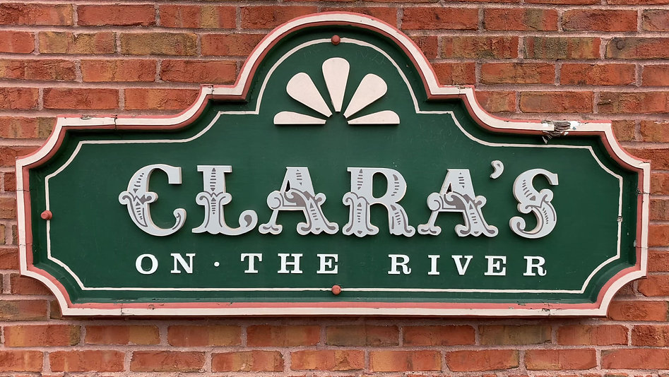 Claras On the River