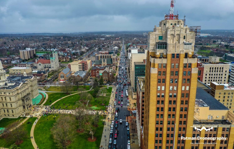 Operation Gridlock Lansing Michigan