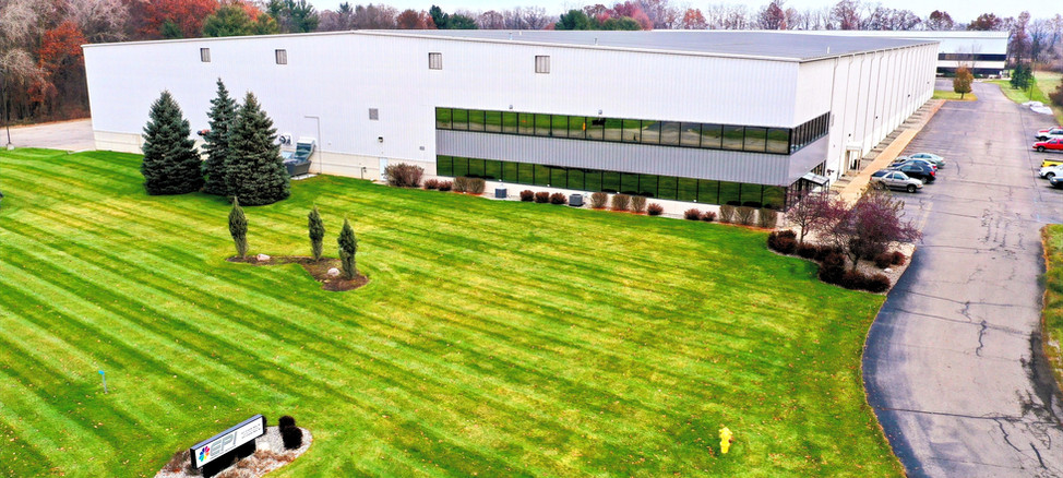 Commercial Real Estate Drone