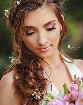Romantic look on _alena_iano _Photograph