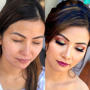 Who loves to see a before and after, com