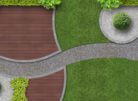 How to lay artificial grass.