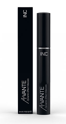 Avante Dynamic Effect Mascara product packaging.