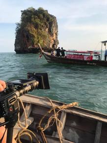 Air Asia Film Shoot, Thailand