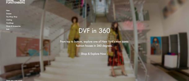 Explore the DVF Studio