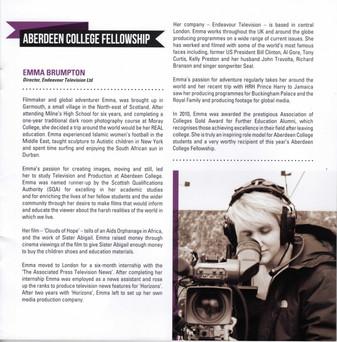 Aberdeen College Fellowship