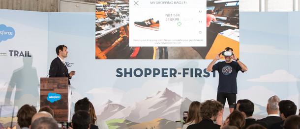 Shopper First Event, Milan