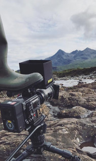 Tesco Film Shoot, The Isle Skye