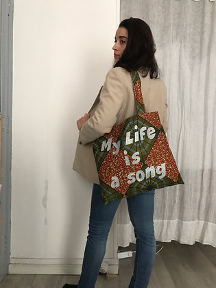 Sac Réversible - My Life is a Song
