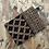 Thumbnail: Pochette Porte clé - Wax Marron