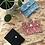 Thumbnail: Pochette à savon - Fuchsia/graphique